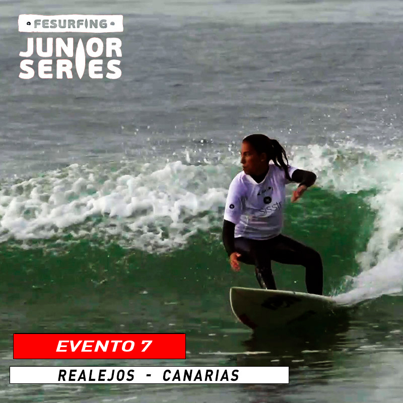 EL SOCORRO SURF JUNIOR