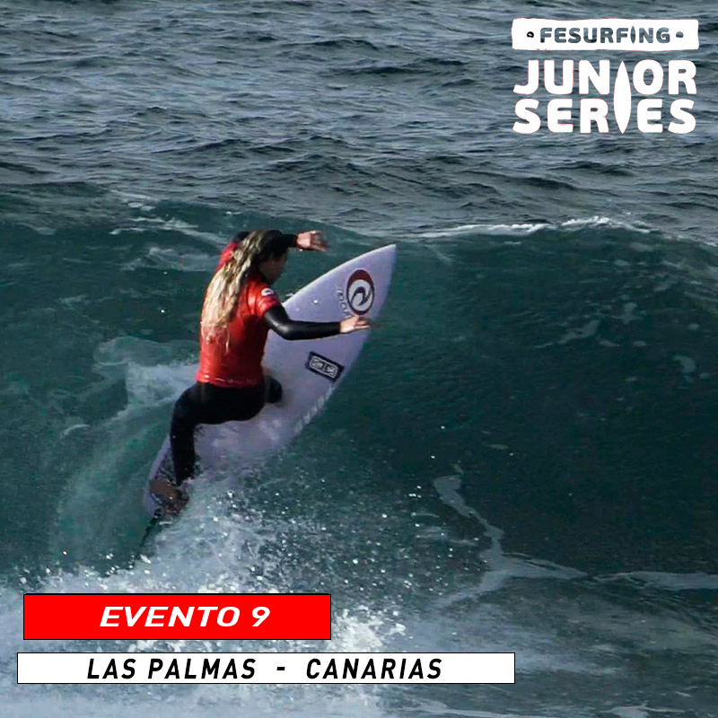 LAS PALMAS SURF JUNIOR