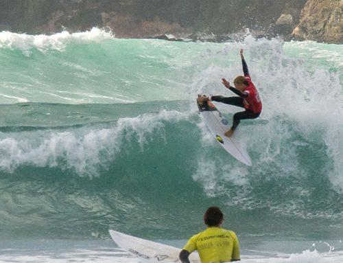 La prueba Junior en Galicia será definitivamente en la Playa de Caión en Laracha, A Coruña el próximo 19 y 20 de junio