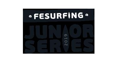 Fesurfing Junior Series Logo