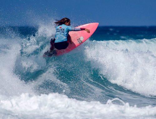 Aplazada la prueba del Fesurfing Júnior Series que se iba a disputar en la playa de La Barrosa, Andalucía
